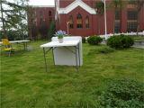 80cm Plasitc Folding Square Table