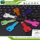 CE / RoHS clave OEM USB Flash Drive para promoción