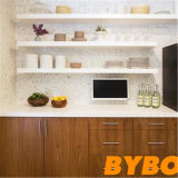 高品質の材木のベニヤの終わりの食器棚(BY-L-122)