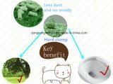 Producto de limpieza de gato: aroma de té verde El Tofu cat litter