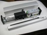 Mecanismo de porta giratória elétrica eletromecânico