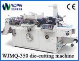 Máquina cortando da etiqueta automática (WJMQ-350)