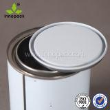 Emballage chimique Boîte en métal avec poignée pour peintures et lubrifiants