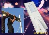 20W IP65 все-в-одном встроенный индикатор солнечная панель светодиодный индикатор на улице