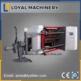 máquina de alta velocidade do corte 400m/Min e do rebobinamento