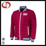 Estilo de moda deportiva personalizada abrigo o chaqueta para hombre