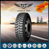 Todos os pneumáticos radiais de aço para o caminhão 255/70r22.5 275/70r22.5 295/75r22.5 295/80r22.5
