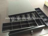 Caixa de dinheiro com os 5 compartimentos de Bill e as 5 bandejas removíveis da moeda (JY-405B)