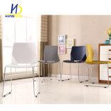 Top usine moderne de bon marché ergonomique en plastique PP chaise de bureau