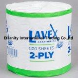 / Rolo de tecido reciclado Papel higiénico