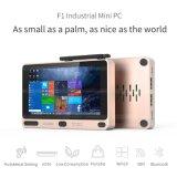 O WINS 10 Mini PC RAM Dual Boot ROM 4G 64G Caixa TV Z8350 Quad Core 720 X 1280
