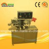 Máquina de etiquetas para o tampão de 5 galões