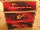Powerenergy DIN80mf 12V80ahの鉛の酸の手入れ不要の自動電池