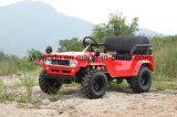 Gy6 ATV 110cc/125cc/150 cc Mini-Jeep Willys