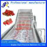 과일 야채를 위한 과일 어는 기계 자동적인 세탁기