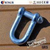 Произведенных в Китае D винт контакт цепи коммерческих D серьге