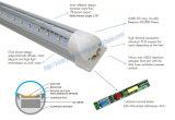 Muestra libre T8 forma en V de 8 pies de 60W LED Tubo enfriador Luz
