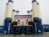 180m3 Hzs180 aprontam planta de mistura concreta misturada Irã