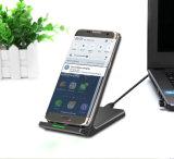 Qi Carregador sem fio móvel padrão para a Samsung Nota4