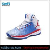 De Beste Comfortabele Basketbalschoenen die van Mens de Schoenen van de Mand van de Schoenen van Sporten in werking stellen