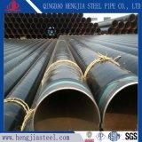 API 3PE покрытие углерода спираль сварной стальной линии труба для воды масло