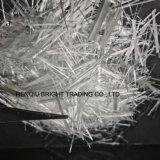 Las materias primas filamentos picados de fibra de vidrio para refuerzo de los Termoplásticos