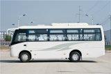 Rhd/LHD Dongfeng 140HPの乗客小型都市コーチかバス(27-33seats)