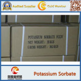CAS第24634-61-5のC6h7ko2価格のカリウムSorbate