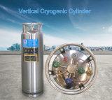 Bombola per gas criogenica, cilindro del liquido criogenico