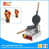 Revestimento Non-Stick waffle cafeteira Ovo Ovo de equipamento de catering waffle cafeteira Máquina