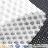 Ineinander greifen-Gewebe-Matratze des Polyester-A1874 Breathable 3D/Bad-Kissen