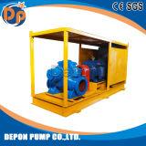 Moteur Diesel prix fixe de pompe à eau