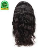 100% Humano Lace Peruca Prepluck natural do cabelo Mulher Peruca