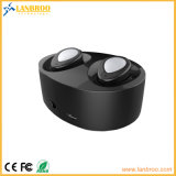 Bluetooth 충전기 상자를 가진 4.1 에서 귀 확실한 무선 입체 음향 쌍둥이 헤드폰