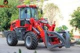 Chargeur de machines agricoles chinois WL180 pour la canne à sucre