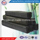 Tiempo de combustible de alta densidad de 5-6 horas, el aserrín de madera dura de briquetas de carbón de barbacoa para la venta