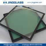 China Hot Selling Building Construction Safety Revêtue Double Silver Low E Glass