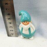 Ornamento de Navidad Santa Claus Santa Claus figurillas de suministros de muñecas