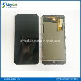 Tela de toque do LCD da qualidade do AAA com frame para a nota de Meizu M1