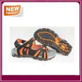 Sapatas confortáveis da praia do verão da sandália dos homens