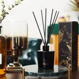 Аромат аромат масла пластинчатый диффузор с плетеной застревает в подарок для украшения дома