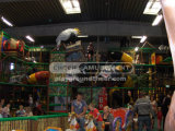 Cheer Amusement Children Indoor Underwater And Pirate Themed Playground (20130216-003-C-3)