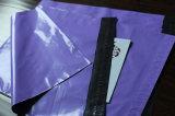 Kundenspezifischer purpurroter Post-Umschlag-Plastikbeutel