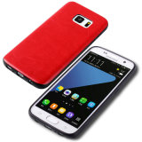 voor S7 Unibody Leather Cell Phone Case