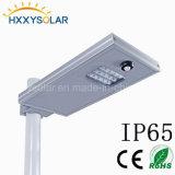 lampada di via solare della lega di alluminio 15W LED