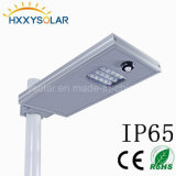 Straßenlaterne der Aluminiumlegierung-15W Solar-LED