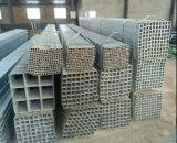 Q235 tubo d'acciaio d'acciaio galvanizzato saldato quadrato del tubo 50X50mm/60X60mm