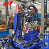 Centre de service outre-mer disponible Z panne machine à profiler de nouvelle conception