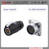 Conector de la iluminación de la potencia Connector/LED de la prueba IP67 del polvo