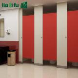Edelstahl-Befestigungs-Toiletten-Partition